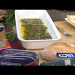 Zesty Anchovy Appetizers recipe