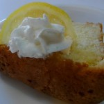 Zesty Lemon Pound Cake recipe