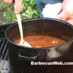 Zippy Baked Bean Chili recipe