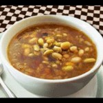 Zippy Bean and Bean Soup recipe